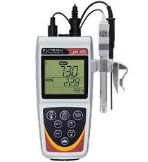 Máy đo pH cầm tay pH450 thay thế cho Model pH110, pH300, pH310